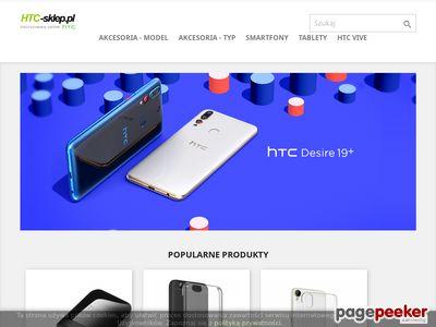 HTC-Sklep.pl - Twój Sklep z urządzeniami oraz akcesoriami HTC