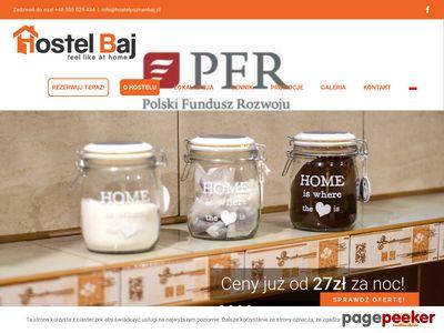 Hostel-baj.pl tani nocleg poznań