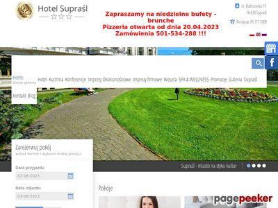 Supraśl Hotel podlasie hotele z basenem