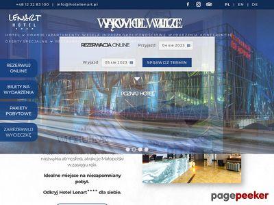 Wesela w Wieliczce - Hotel Lenart