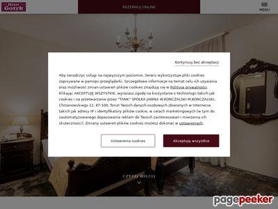 Http://hotel-gotyk.com.pl/