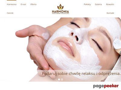 Harmonia - manicure hybrydowy