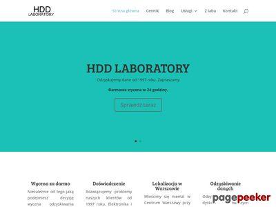 Odzyskiwanie danych po recovery - hddlaboratory.pl