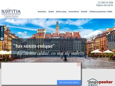 Pomoc prawna Warszawa
