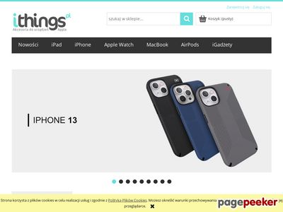 IPhone akcesoria - ithings.pl