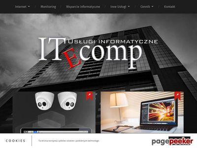 Usługi informatyczne- tanie strony internetowe Zakopane