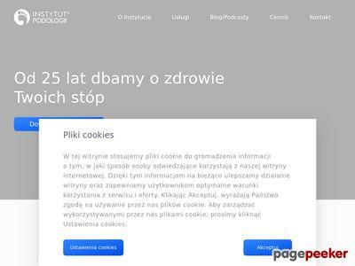 Instytut Podologii Poznań - leczymy wrastające paznokcie, odciski stóp