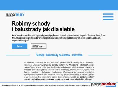 Balustrady Ze Stali Nierdzewnej Warszawa