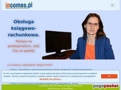 Incomes biuro rachunkowe