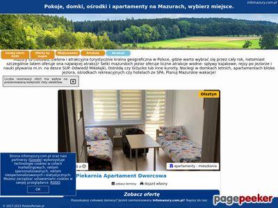 Warmia i Mazury - Informator