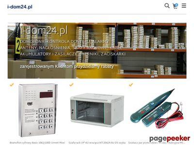 I-dom24.pl - kable i przewody niskonapięciowe
