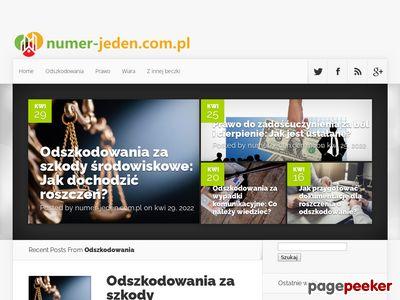 Numer Jeden - Banki online, konto w banku, kredyt w banku