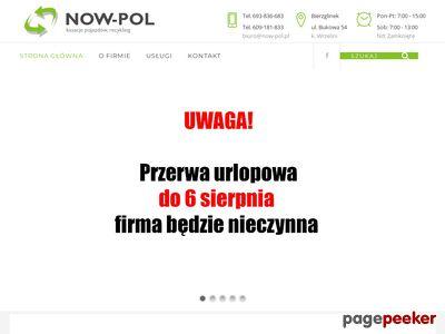 Now-Pol skup złomu wielkopolskie