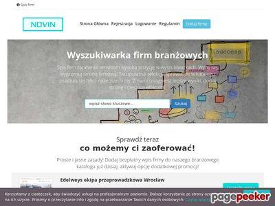 Novin.pl spis firm
