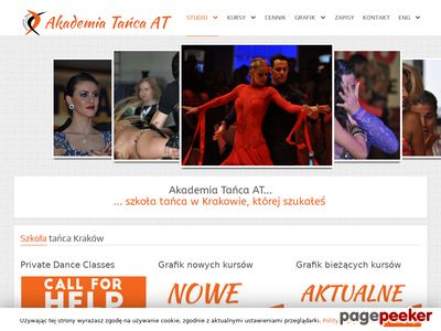 Taniec Kraków