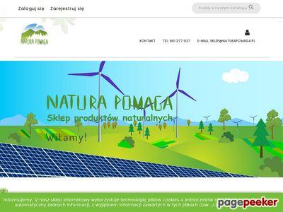NaturaPomaga.pl Sklep ze zdrową żywnością