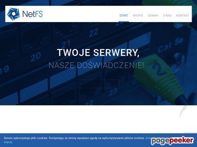 NetFS - Administracja serwerami - outsourcing IT
