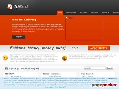 Optikat - katalog stron www