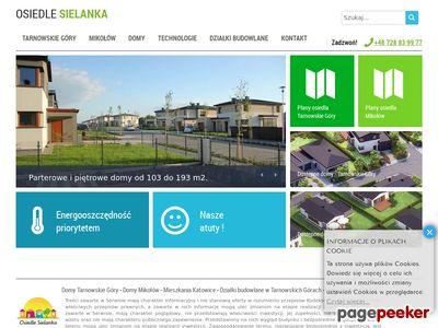Dom na sprzedaż - OSIEDLE SIELANKA