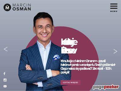 Doradztwo Biznesowe Dla Firm- Marcin Osman
