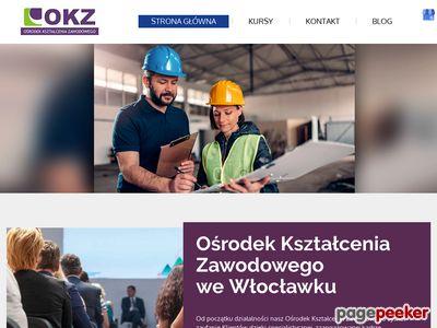 OKZ Kurs taxi osobowej Włocławek