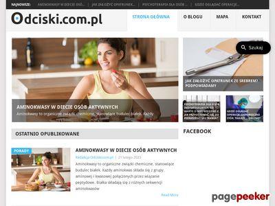 Blog Odciski.com.pl