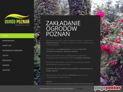 Ogród Poznań - projektowanie i pielęgnacja ogrodów