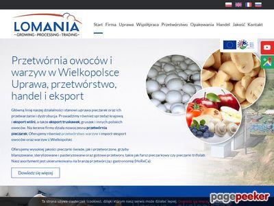 LOMANIA champignons blanchis