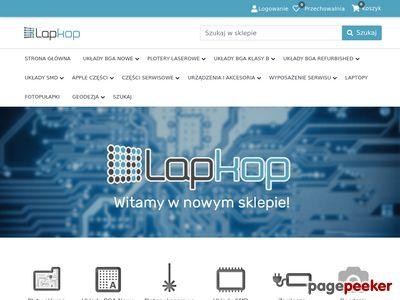 Najlepszy serwis laptopów - Lapkop.pl