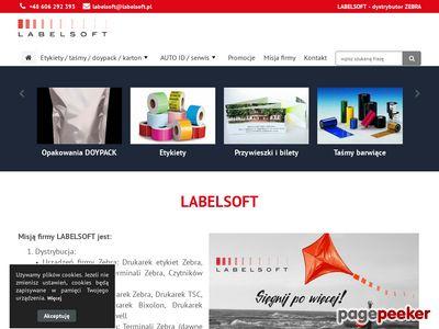 Labelsoft - Etykiety, Kody, Terminale