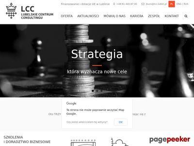 Projekty inwestycyjne w Lublinie