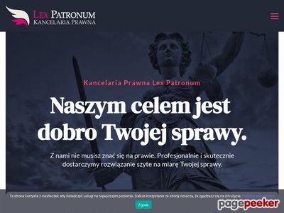Lexpatornum.pl - kancelaria prawna Kraków