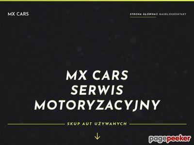 Motoryzacyjny serwis internetowy