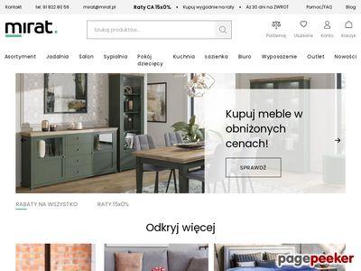 Mirat.pl - bezpieczne i wygodne zakupy