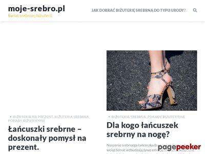 Blog moje-srebro.pl
