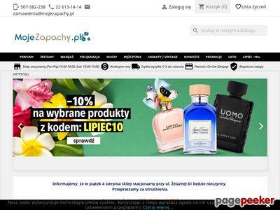 Perfumeria Warszawa MojeZapachy