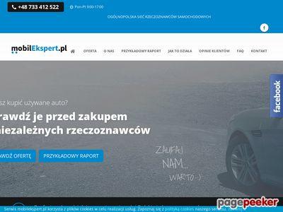 Mobilekspert.pl – sprawdź samochód przed zakupem