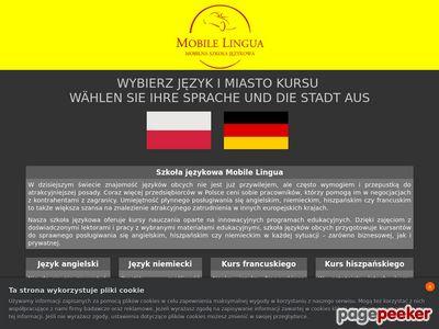 Język angielski Szczecin