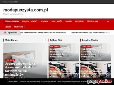 Modapuszysta.com.pl | Tuniki dla puszystych