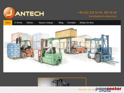 Maszyny-jantech.pl | gąsienice gumowe