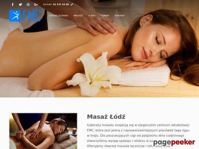 Masaż Łódź - Centrum masażu FMC