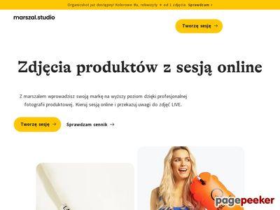 Fotografia reklamowa - marszalstudio.pl
