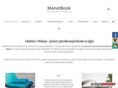Manetbook.pl - foto książki, foto albumy