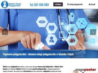Usługi pielęgniarskie Gdynia
