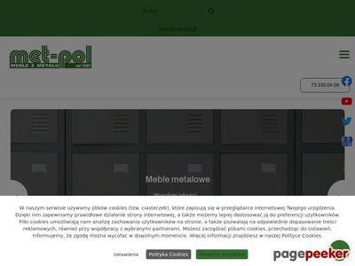 Met-Pol RYSZARD OSSOWSKI meble metalowe