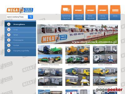TRUCK SERVICE sprzedaż samochodów dostawczych warszawa