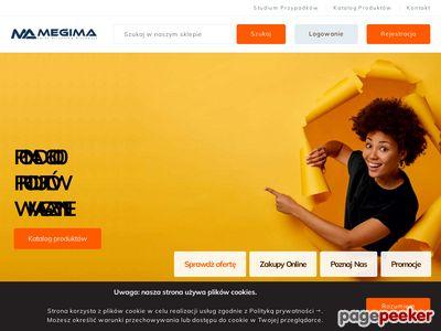 Megima.pl - gadżety reklamowe