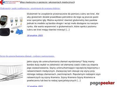 Polski sklep medyczny - inhalatory