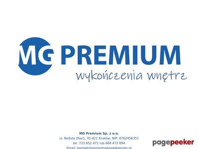 MG Premium - doradztwo prawne i europejskie Kraków