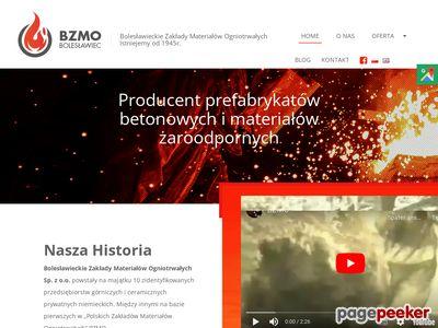 Bzmo.com.pl kotły na biomasę